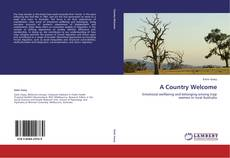 Bookcover of A Country Welcome