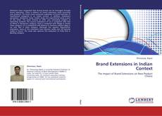 Bookcover of Brand Extensions in Indian Context