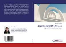 Bookcover of Organizational Effectiveness