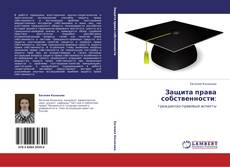 Bookcover of Защита права собственности: