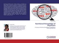 Nutritional Knowledge of Physicians kitap kapağı