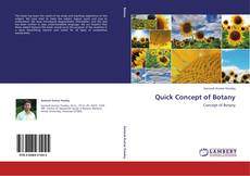 Couverture de Quick Concept of Botany