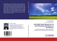 Обложка OILCROP-SUN Model for N and Planting Densities in Sunflower