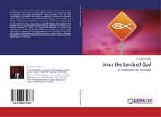 Capa do livro de Jesus the Lamb of God