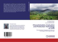Buchcover von Characterization, Evaluation and Production Technology of Chilli