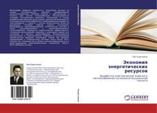 Bookcover of Экономия энергетических ресурсов