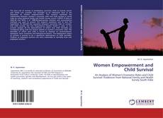 Portada del libro de Women Empowerment and Child Survival