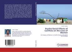 Bookcover of Psycho-Social Effects of Conflicts on the Lives of Women