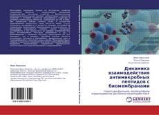 Обложка Динамика взаимодействия антимикробных пептидов с биомембранами
