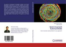 Capa do livro de Semi-invariant Submanifolds