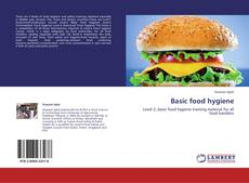 Bookcover of Basic food hygiene