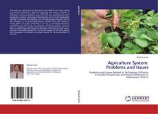 Agriculture System: Problems and Issues kitap kapağı