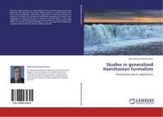 Couverture de Studies in generalized Hamiltonian Formalism