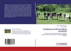 Bookcover of Traditional milk handling practices