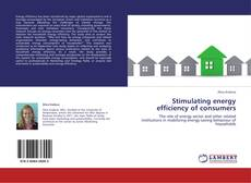 Portada del libro de Stimulating energy efficiency of consumers