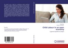 Bookcover of Child Labour in an open economy