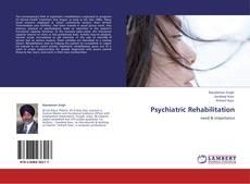 Bookcover of Psychiatric Rehabilitation