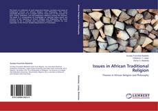Buchcover von Issues in African Traditional Religion
