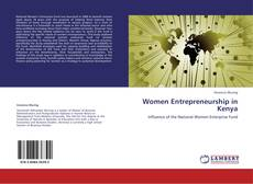 Bookcover of Women Entrepreneurship in Kenya