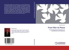 Bookcover of From War to Peace