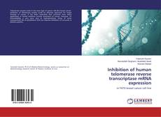 Обложка Inhibition of human telomerase reverse transcriptase mRNA expression
