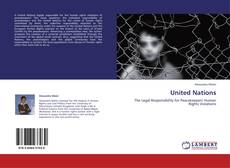 Bookcover of United Nations