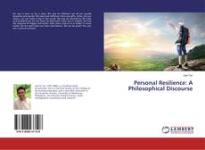 Portada del libro de Personal Resilience: A Philosophical Discourse