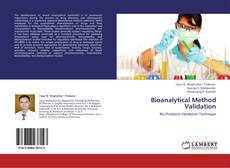Bookcover of Bioanalytical Method Validation