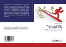 Bookcover of Venture capital & high-tech firms