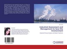 Bookcover of Industrial Assessment and Management to Save the Environment