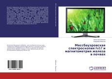 Bookcover of Мессбауэровская спектроскопия Fe57 и магнитометрия железа в почвах