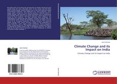 Bookcover of Climate Change and its Impact on India