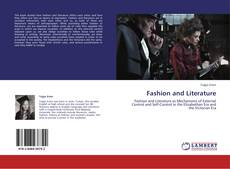 Portada del libro de Fashion and Literature