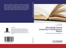 Bookcover of Household Income Inequality in Northeastern Nigeria