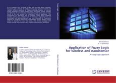 Capa do livro de Application of Fuzzy Logic for wireless and nanosensor