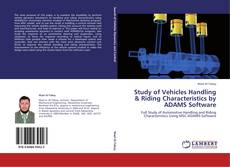 Bookcover of Study of Vehicles Handling & Riding Characteristics by ADAMS Software
