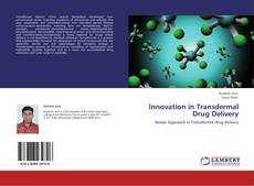 Innovation in Transdermal Drug Delivery的封面