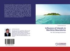 Copertina di Influence of Islands in Maritime Boundaries
