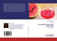 Capa do livro de Functional Food and Beverages