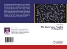 Couverture de The Dilemma of People's Participation