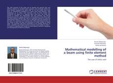 Mathematical modelling of a beam using finite element method的封面