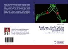 Обложка Quadriceps Muscle Training Using Biofeedback In Knee Osteoarthritis