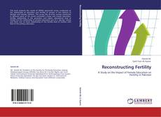 Bookcover of Reconstructing Fertility