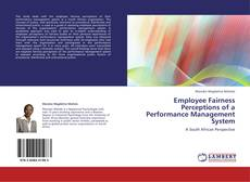 Bookcover of Employee Fairness Perceptions of a Performance Management System