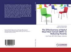 Portada del libro de The Effectiveness of Baitul Maal Wat Tamwil (BMT) in Reducing Poverty