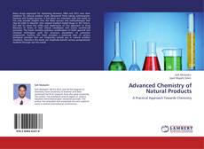 Обложка Advanced Chemistry of Natural Products