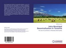 Intra Municipal Decentralisation in Tanzania的封面