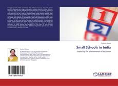 Copertina di Small Schools in India