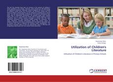 Portada del libro de Utilization of Children's Literature