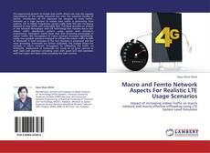 Portada del libro de Macro and Femto Network Aspects For Realistic LTE Usage Scenarios